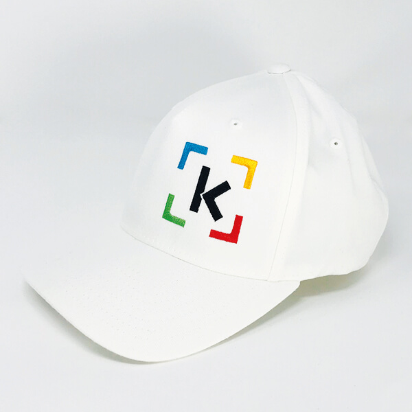 ktchng Kapperl weiß Foto 1