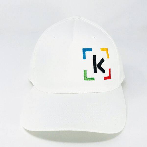 ktchng Kapperl weiß Foto 2