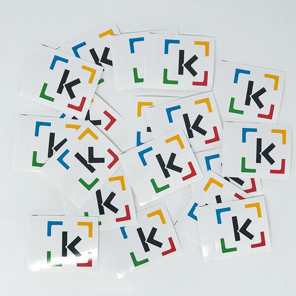 ktchng Sticker klein