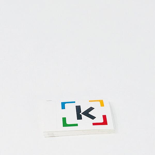 ktchng Sticker Klein Foto 2