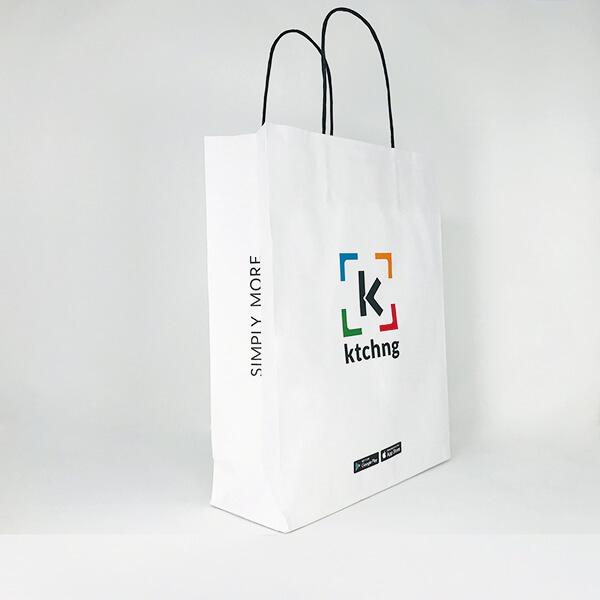 ktchng shopping bags Foto